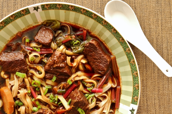Mission: Food: The Food of Taiwan: Beef Noodle Soup