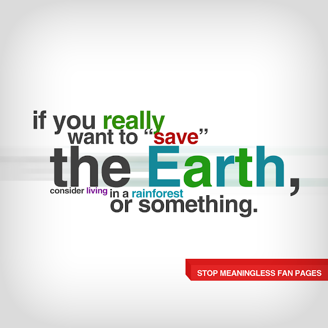 save the earth quotes - DriverLayer Search Engine