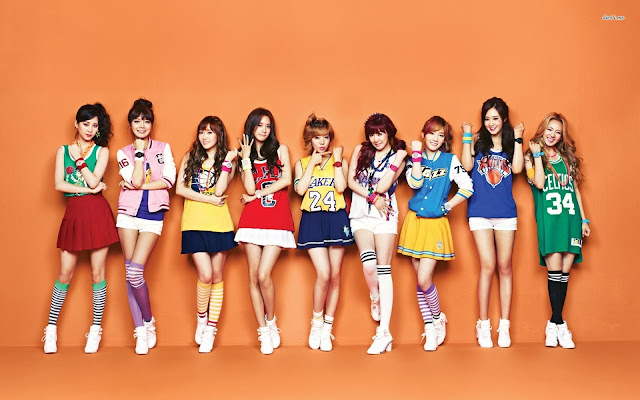 Girls' Generation SNSD Wallpapers