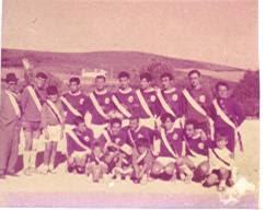 Talaíde Campeão Distrital 3ª. Divisão  - Época 1969/1970