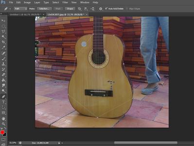 Fungsi dan Cara Menggunakan Pen Tool pada Photoshop