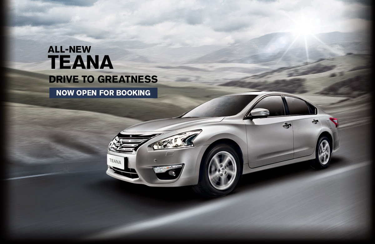 Buy Nissan Com All New Nissan Teana 2014 Quot Now Open For