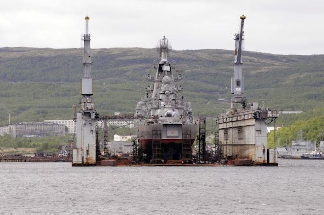 Kirov class CGN