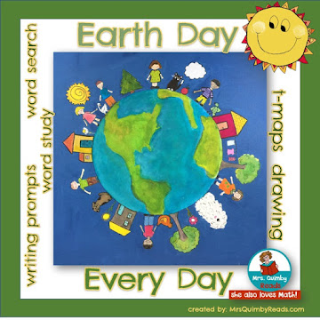 Earth Day Writing Prompts and Activities