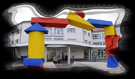 Eingang zur Klinik