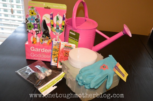 Mothers Day Garden Gift Basket Sweet Tea Saving Grace