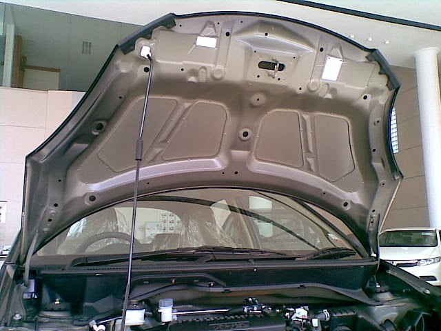Berikut Spesifikasi Honda Brio Satya A / tipe terendah dari brio satya