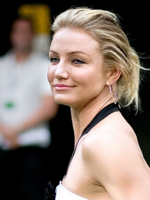 cameron diaz hair 2011. Cameron Diaz Short Hair