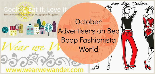 October Advertisers Bec Boop Fashionista World