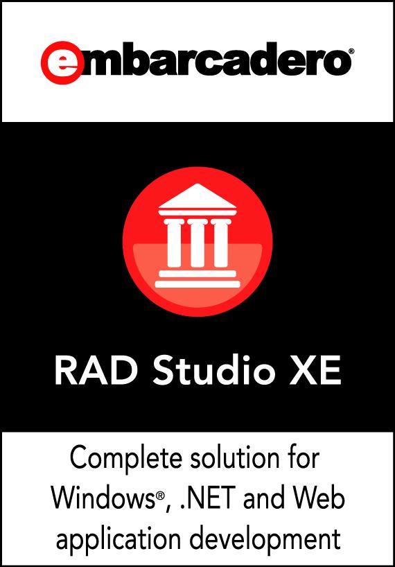 Embarcadero RAD Studio XE - представляет собой полнофункциональный набор ср
