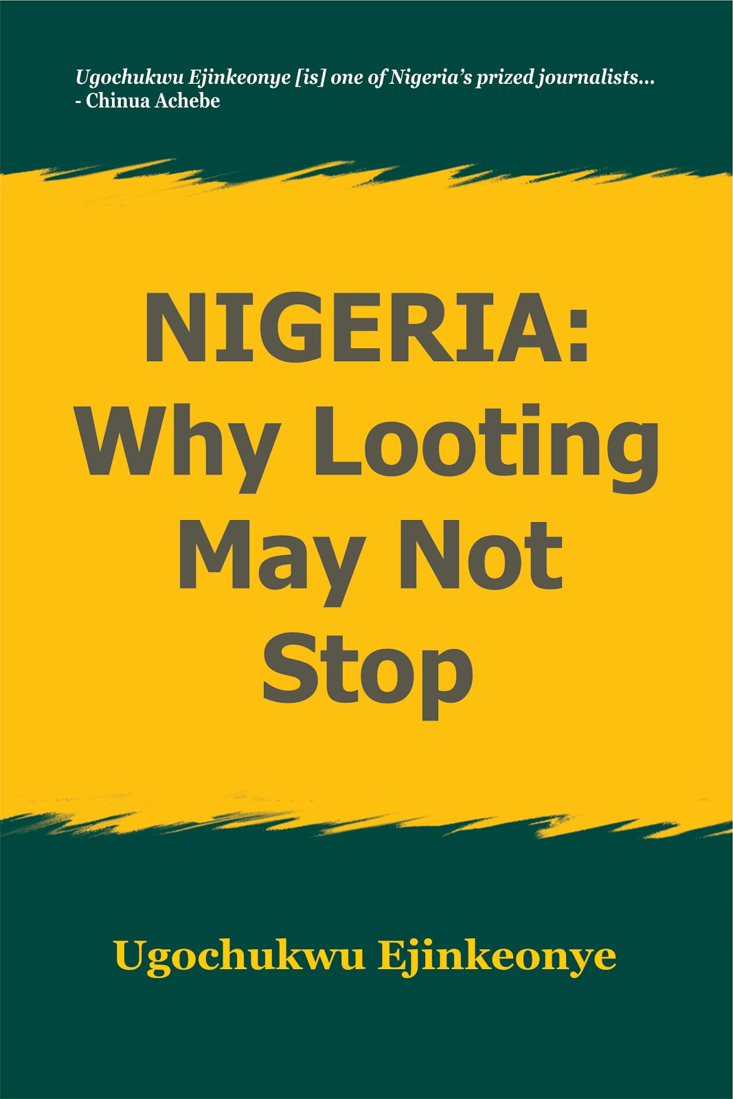 A New Book Every Nigerian Must Read: Now Available In Nigeria!