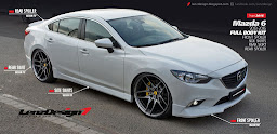 Mazda 6 2013-2017 Tuning & Body Kit