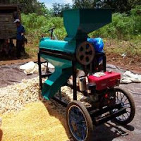 mesin penghasil jagung pipilan kering