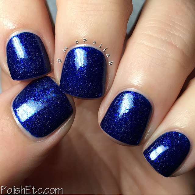 Pahlish - The Cake is a Lie Collection - McPolish - Intelligence Dampening Sphere