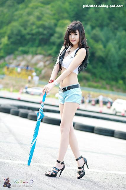 11 Hwang Mi Hee and Hwang Mi Hee-very cute asian girl-girlcute4u.blogspot.com