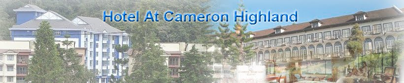 Hotel At Cameron Highland