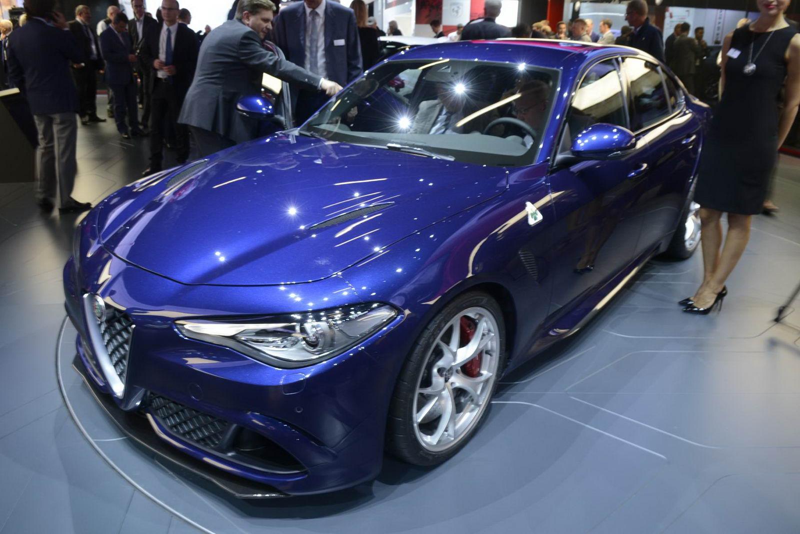 Alfa Romeo Giulia Qv Comes Alive In New Image Gallery And