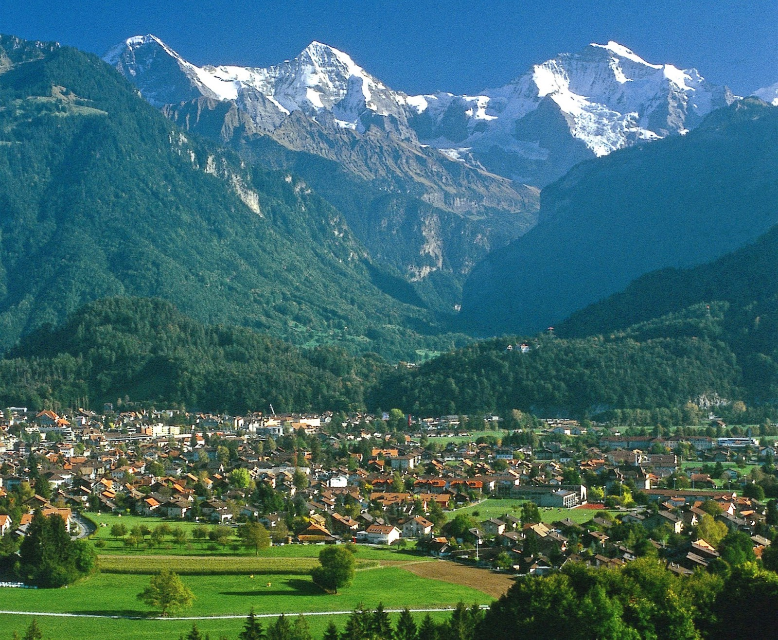 ___ Switzerland