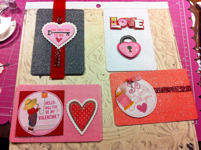 Card-Making-Ribbon-Shimmer-Cardstock-ideas