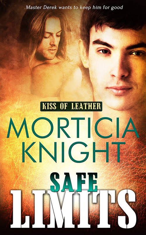 Safe Limits (Kiss of Leather 2) Now Available!