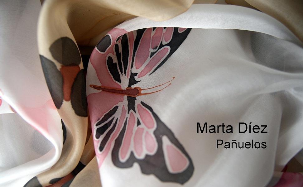 Marta Díez pañuelos