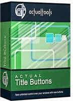 Actual Title Buttons 8.3 Actual Title Buttons 8.3 Full Version Including Crack