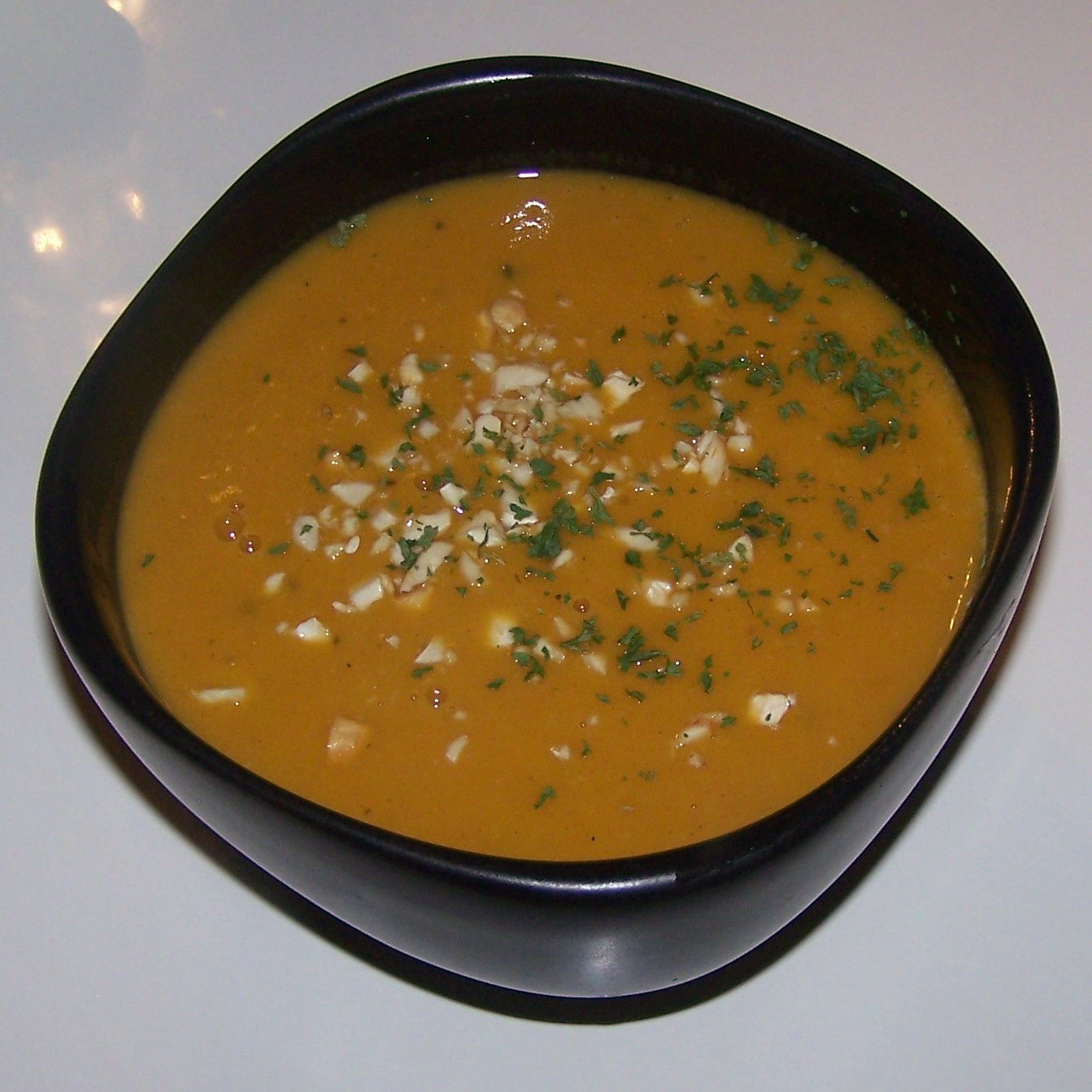 Happy is Healthy: West African Peanut Soup