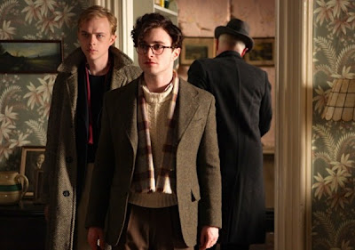 Daniel Radcliffe Dane DeHaan Kill Your Darlings