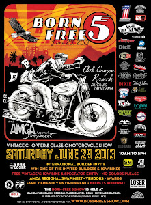Born Free Bike Show 5