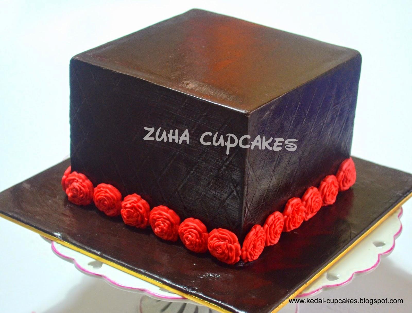 Square Fondant Cakes