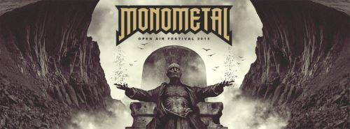MONO METAL Open-Air Festival 2015: Σάββατο 8 Αυγούστου στο Αίγιο