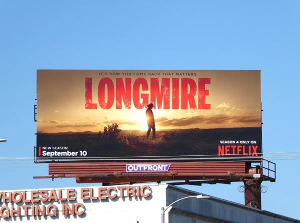 Longmire season 4 start date in Sydney