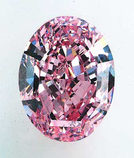 Pink Diamond Jewelry Picture
