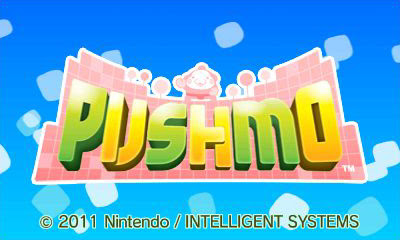 Pushmo 3DS eShop