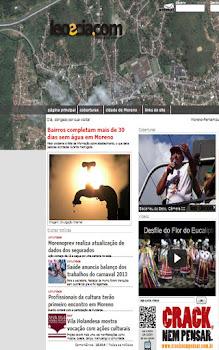 Leoecia.com divulgando as Notícias de Moreno para o Mundo