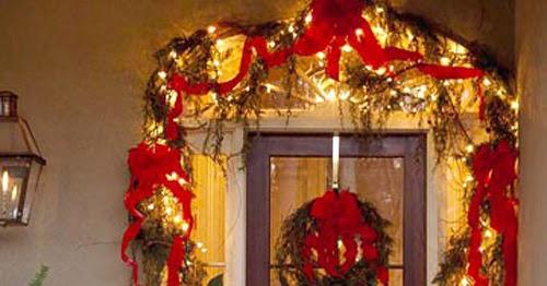 Como decorar puertas en navidad parte 3 for Decorar las puertas en navidad