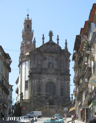 Clerigos Church, Porto