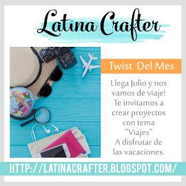 """Twist Mes de julio 2017 """"Viajes"""""""