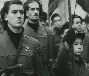 Militi della VIII^ B.N. Aldo Resega e della Muti