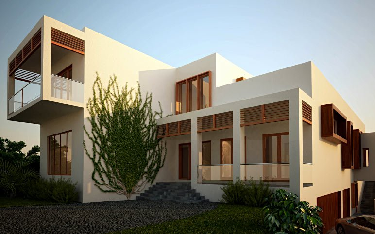 10 inspiring and mind blowing designs of houses kerala for Home sweet home designs
