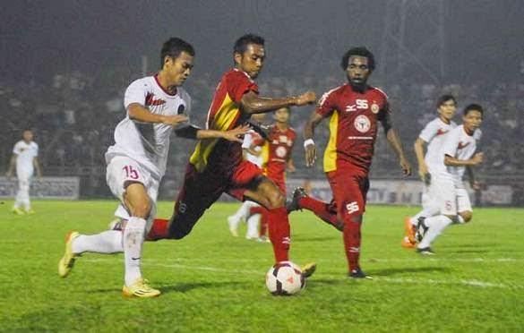 Timnas Indonesia U19 vs Semen Padang Pra AFF 2015