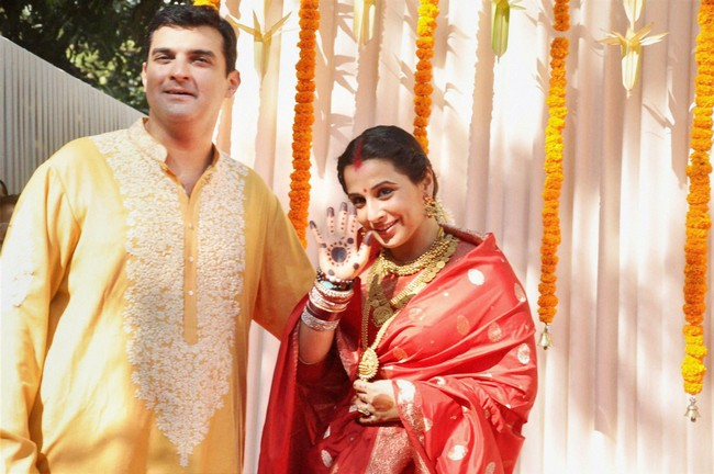 vidyabalan marriage hot photoshoot