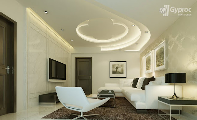 24 Modern POP Ceiling Designs And Wall POP Design Ideas