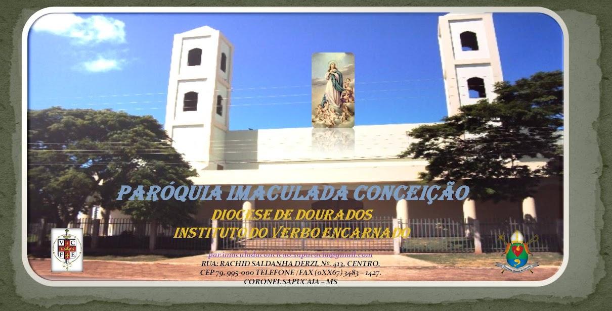 Paroquia Imaculada Conceição - MS