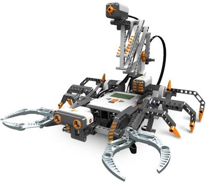 lego mindstorms ev3 scorpion instructions