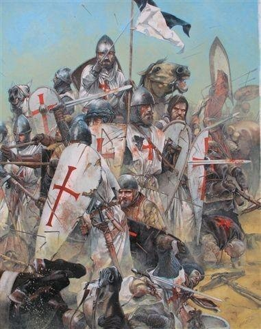 the history and origin of the crusades The common perception of the majority of historians of freemasonry is that the origin of the organization goes back to the crusades in fact, though masonry was only officially established and recognized in england in the early eighteenth century, the roots of the organization do reach back to the crusades in the twelfth century.