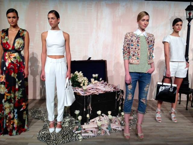 Preppy Meets Pretty - My 6 Faves From the Alice + Olivia Spring 2014 Collection