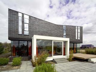 Modern House Design Brick, Comfort And Minimalist Style | Home Decor