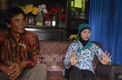 Seorang Istri Gugat Suami Kembalikan Keperawanan