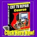 CRT TELEVISION REPAIR